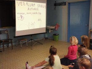 Toimus Anni ja Karoliine tehtud animafilmi esilinastus.