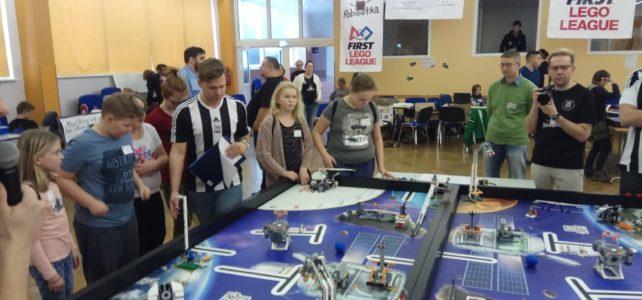 FLL Lääne-Eesti eelvoor KGs – robotimängud